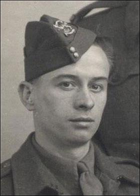A WWII Romance: Horace Greasly