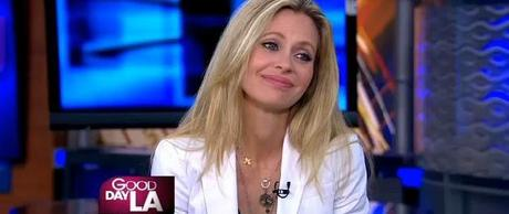 Kristin Bauer van Straten on Good Day LA 62012