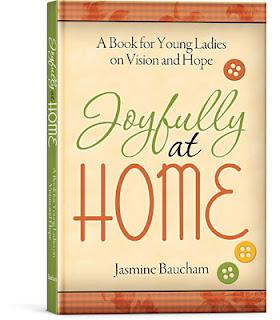 Joyfully at Home Book Review