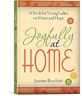 Joyfully at Home Book Review