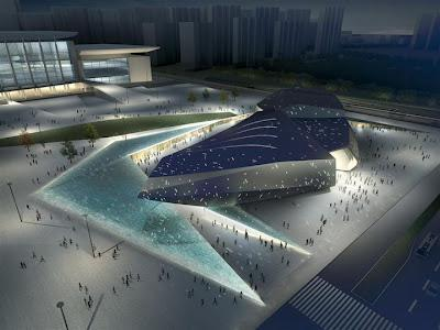 On the Boards : Jinan High-Tech Centre