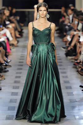Zac Posen Spring Collection 2012 at New York Fashion Week