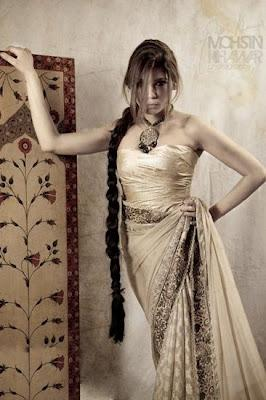 Sufayed Collection 2012 for Women by Rana Noman