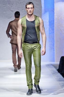 Zaheer Abbas Collection At Pakistan Fashion Week London 2012