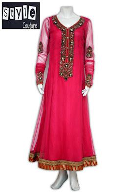 Style Couture EID Special's 2012 Dress Collection For Women