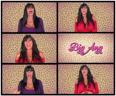 Mob Wives: When It Comes To Staten Island's Big Ang…Bigger Is Definitely Better. This Summer's Big Spin-Off Is Almost Here, And Even The Preview Video Is Super-Sized. She's Baaack!