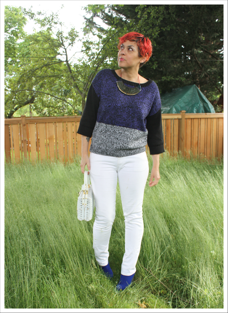 Outfit Post: Summer Sweater
