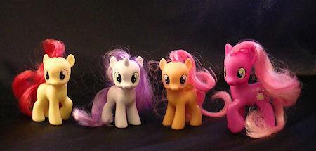 My Little Pony Smackdown: Girls Vs. Bronies