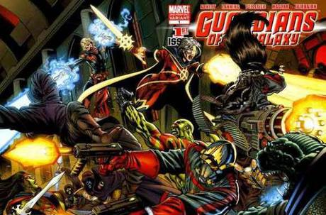 Marvel is Developing 'Guardians Of The Galaxy' Movie