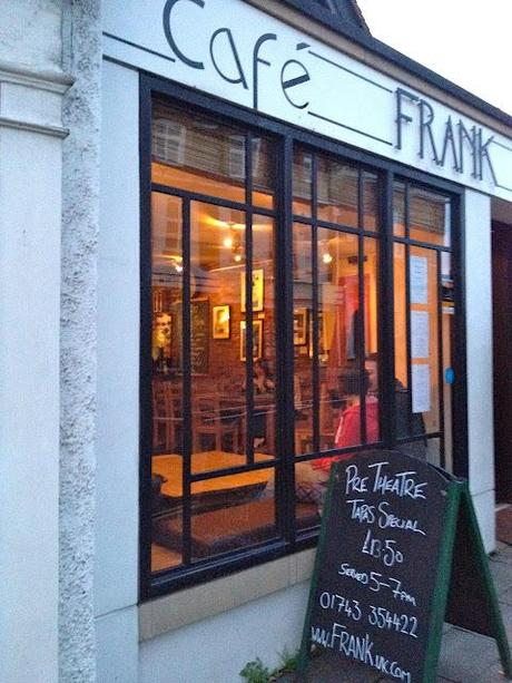 Not Craft Review: Frank Cafe Bar, Shrewsbury