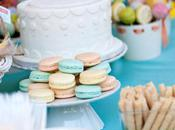 PHOTOS Retro Citrus Bridal Shower