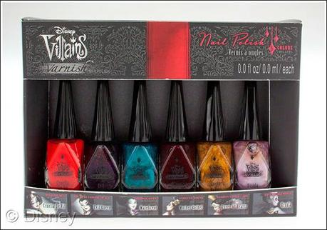 Upcoming Collections: Makeup Collections: Disney : Disney Villains Designer Collection