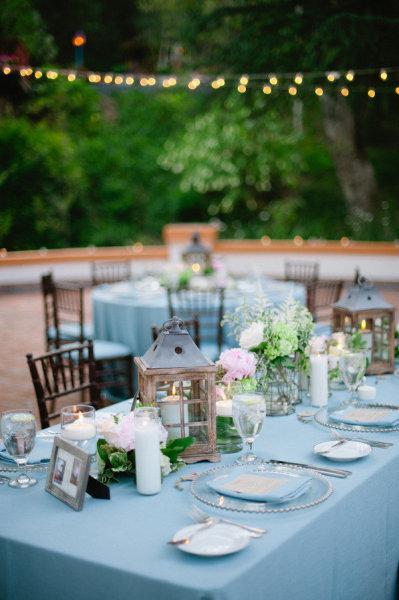 A beautiful ranch wedding blog via Style Me Pretty