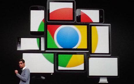 google i/o chrome