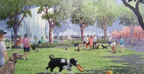 Save the Date: Klyde Warren Park Grand Opening