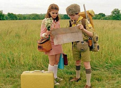Wilder Words + Beautiful Thing of the Day: Moonrise Kingdom