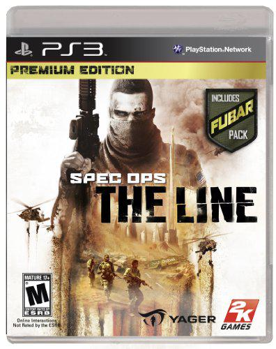 S&S; Review: Spec Ops: The Line