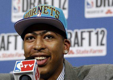 New Orleans Hornets Score In The 2012 NBA Draft