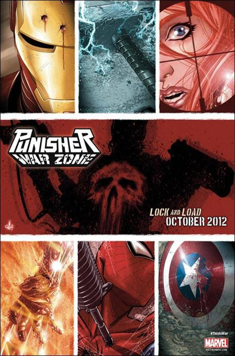 This is War! - Punisher War Zone