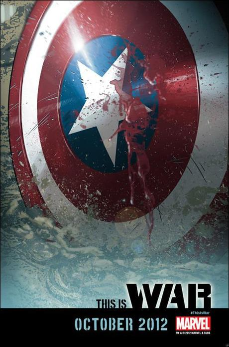 This is War - Captain America