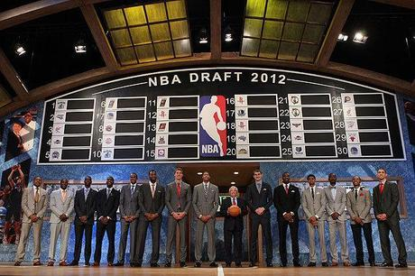 A Recap of the 2012 NBA Draft -- Along With The Top Three Winners and Losers