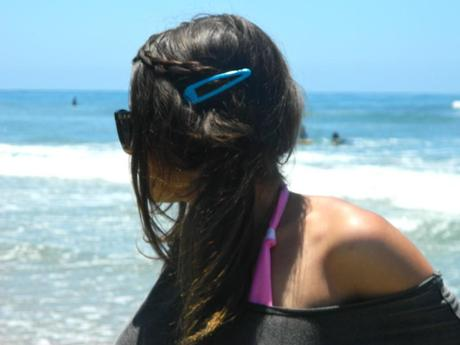 Sand In My Toes Salt In My Hair I Love The Beach Paperblog