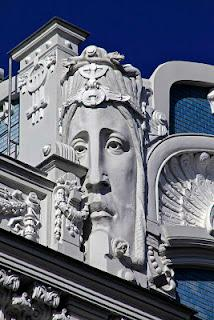 A Tour of Art Nouveau Riga Courtesy of Yours Truly and Modernism Magazine
