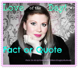 LOTD #5 - Quote/Fact