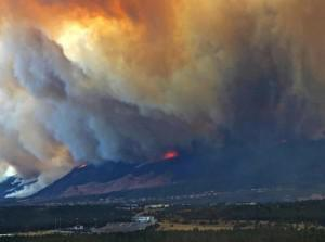 Don't Like Wildfires? Better Get Used to Them