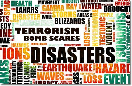 Free Planet means Disaster Preparedness.
