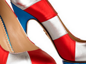 Shoe Charlotte Olympia Priscilla Stars Stripes Pumps