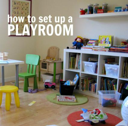 Totally pinworthy playroom inspiration paperblog - Ideas for a kids playroom ...
