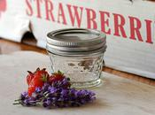 Local Stawberry Lavender Jam- Recipe
