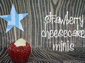 Strawberry Cheesecake Minis...