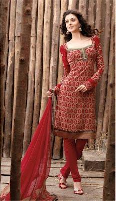 New cotton salwar kameez collection for girls 2012 by natasha couture paperblog for How to design salwar kameez at home