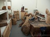 Edinburgh Sculpture Workshop's Building