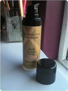Max Factor - Ageless Elixir review