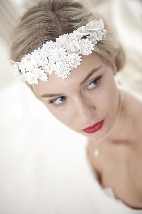 vintage inspired bridal accessories ideas (1)