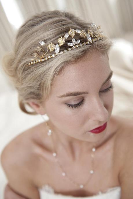 vintage inspired bridal accessories ideas (9)