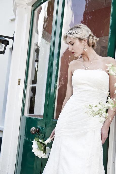 vintage inspired bridal accessories ideas (20)