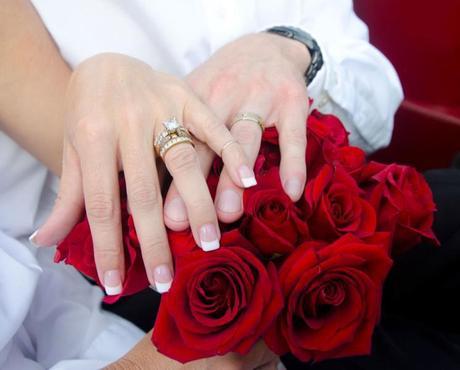 Synonym for wedding ring
