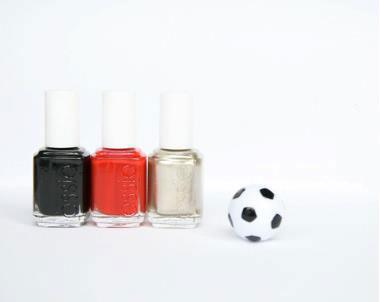 Upcoming Collections: Nail Polish: Nail Polish Collections: Essie: Essie World Cup 2014 Collection