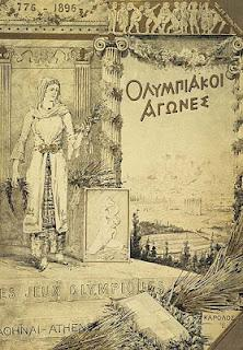 1896 Summer Olympic Opening Ceremony - Athens