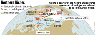 The Northern Fleet in Russia's grand strategy