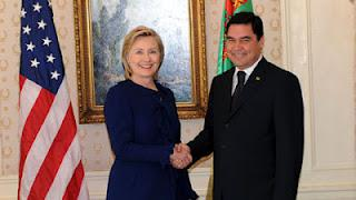 Turkmenistan: US secret ally in Eurasia