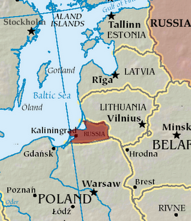 The Polish-Lithuanian diplomatic war and its possible consequences