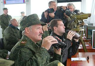 Union State of Russia and Belarus: a military union?