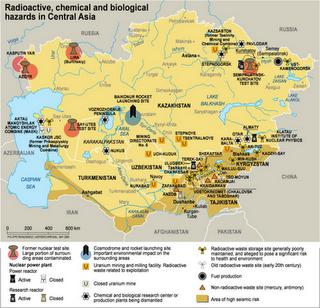 Terrorism: ISI's secret empire in Central Asia