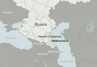 Dagestan: the geopolitical importance of Russia's southernmost republic
