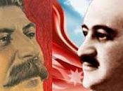 Whole Azerbaijan Envisaged Stalin